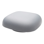 KUPU, photoelectric smoke alarm, grey