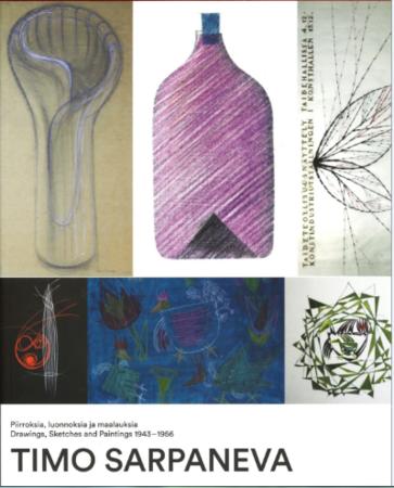 Timo Sarpaneva Drawings Sketches And Paintings 1943